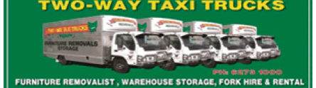 Two-way Taxi Truck